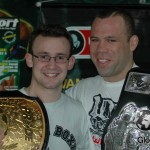 Stage Wanderlei Silva Avril 2005 Paris (8)