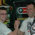 Stage Wanderlei Silva Avril 2005 Paris (9)