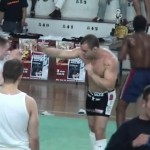 Stage Wanderlei Silva Paris Avril 2005 (5)