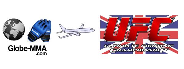 UFC Nottingham Struve vs Miocic : Le départ