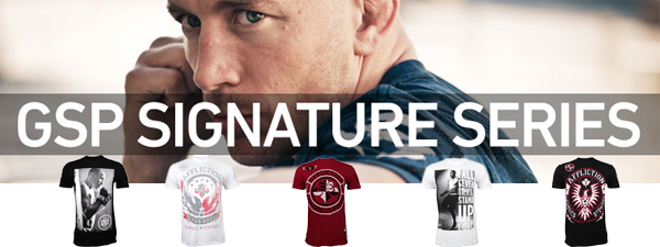 Collection t-shirts GSP Affliction