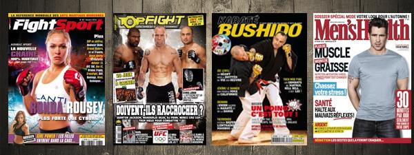 La revue de presse de Globe-MMA (octobre 2012)