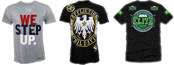 UFC 153 Walkout T-Shirts