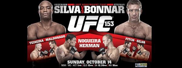 UFC 153