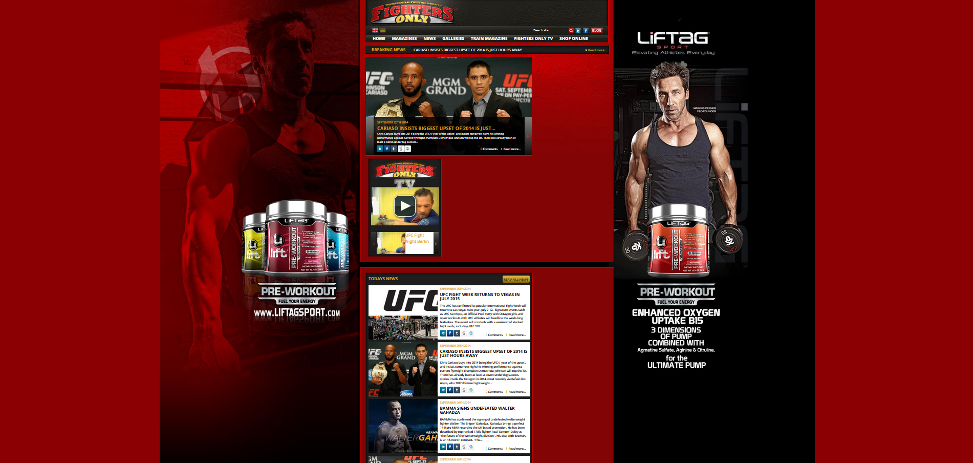 Fightersonly