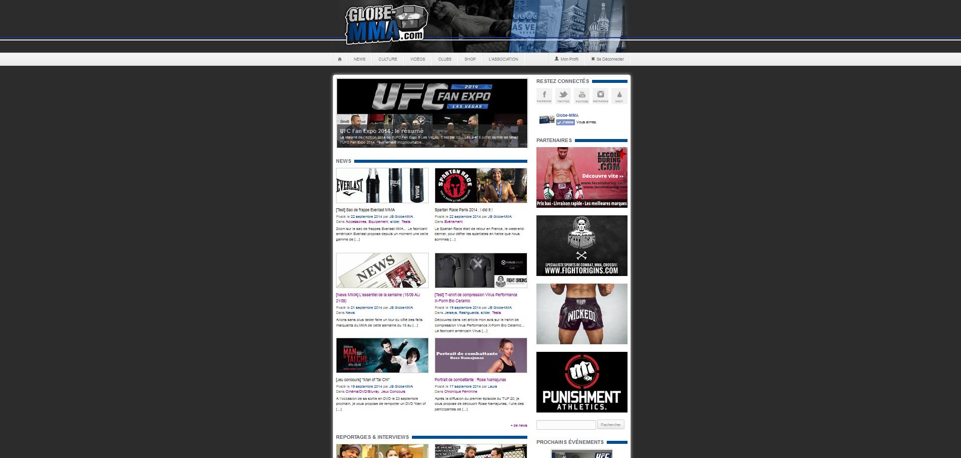 Globe-MMA