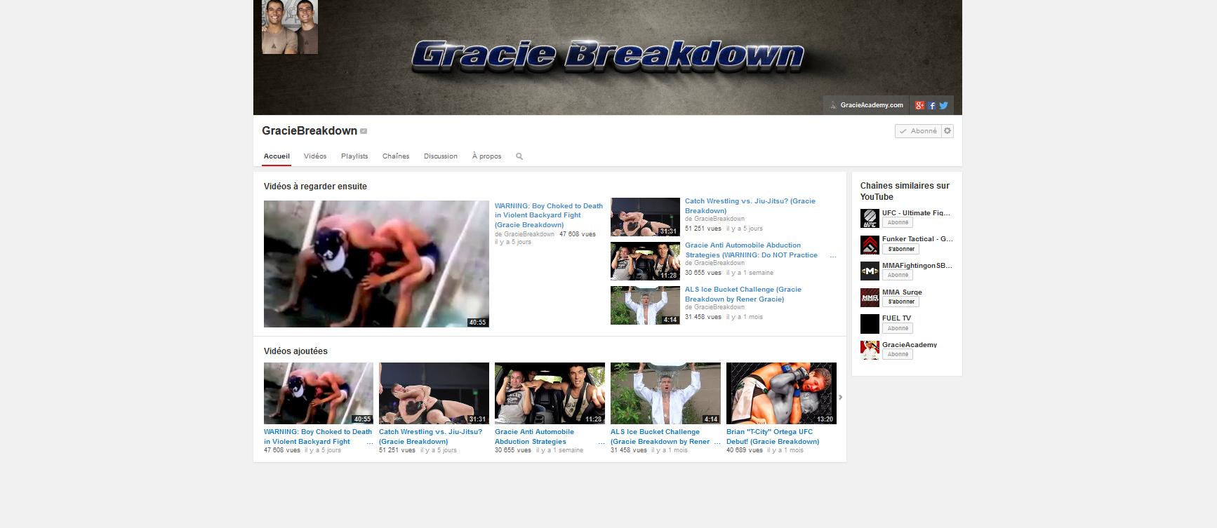 Gracie-Breakdown