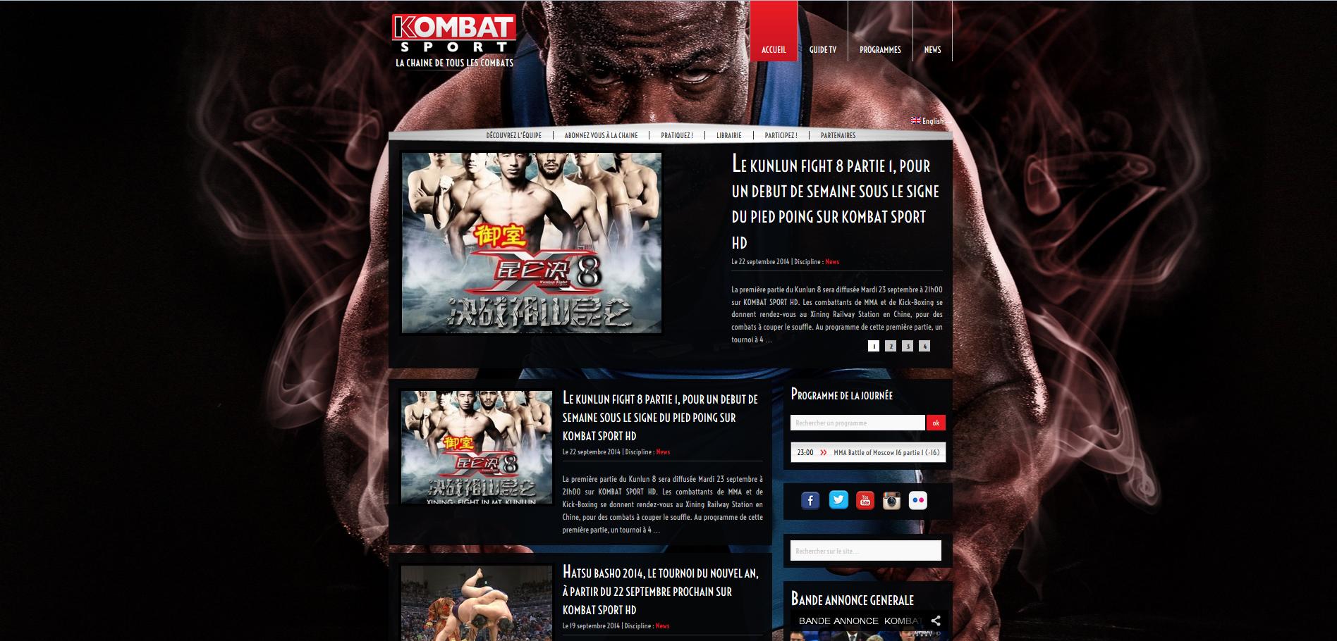 Kombat-Sport