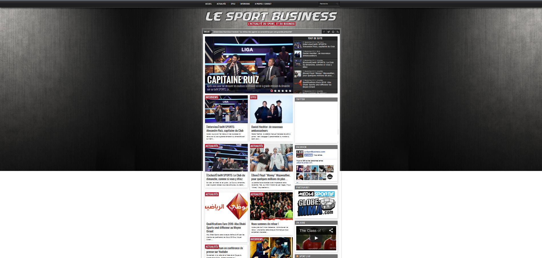 Le-sport-business