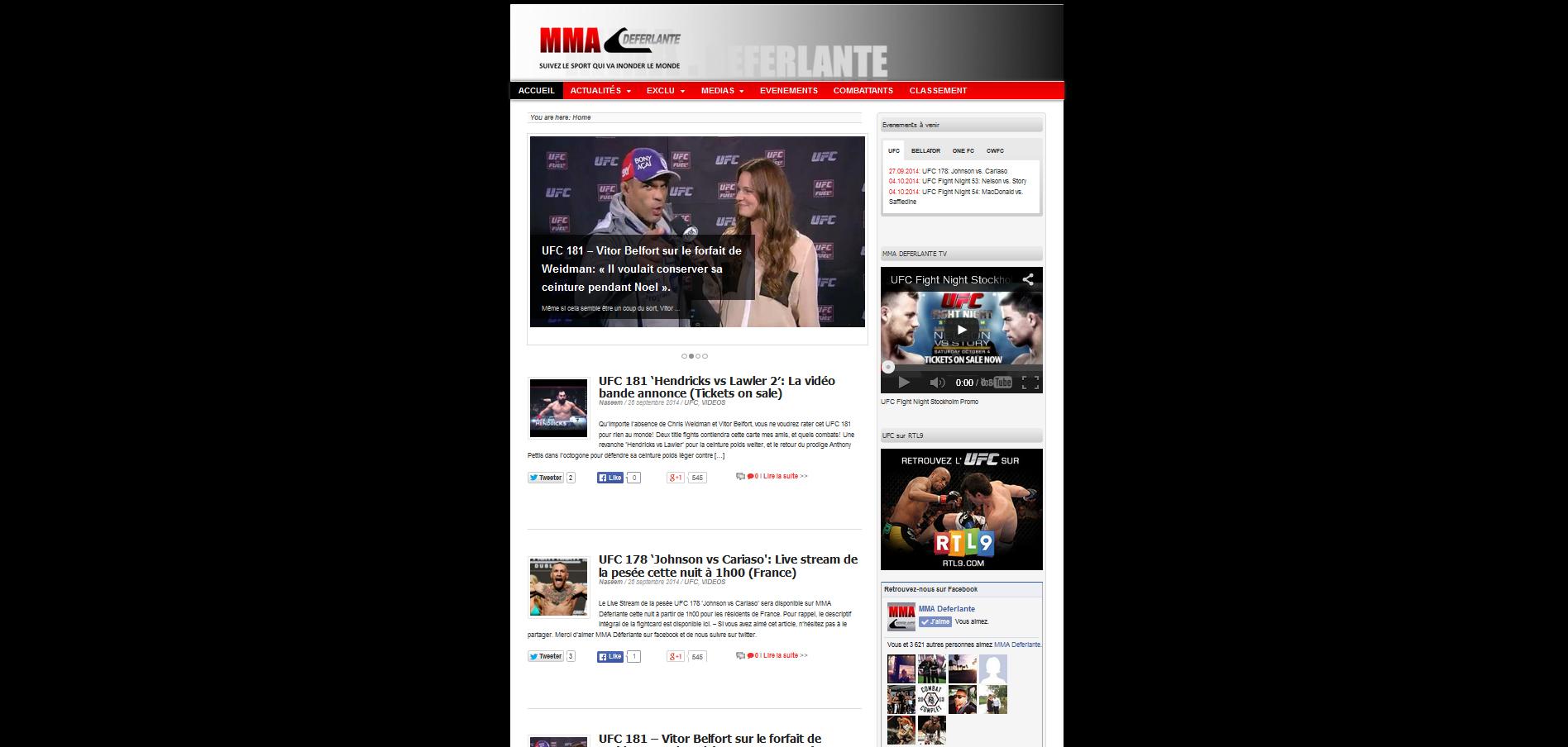 MMA-Deferlante