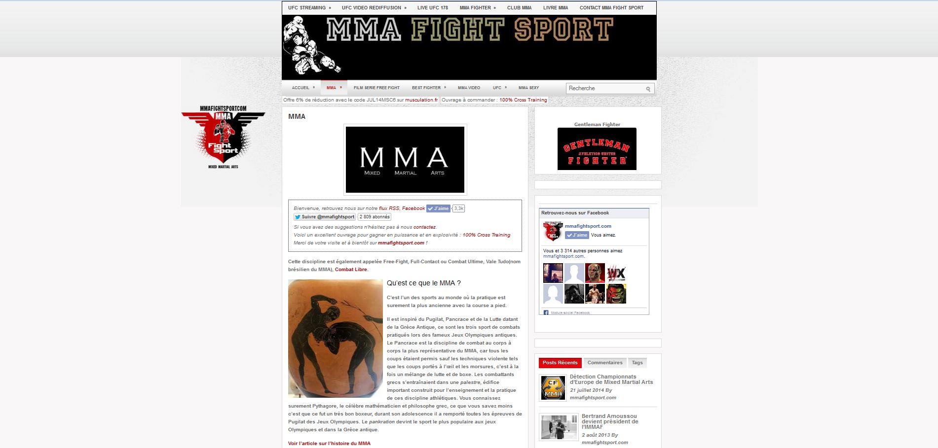 MMA-Fightsport
