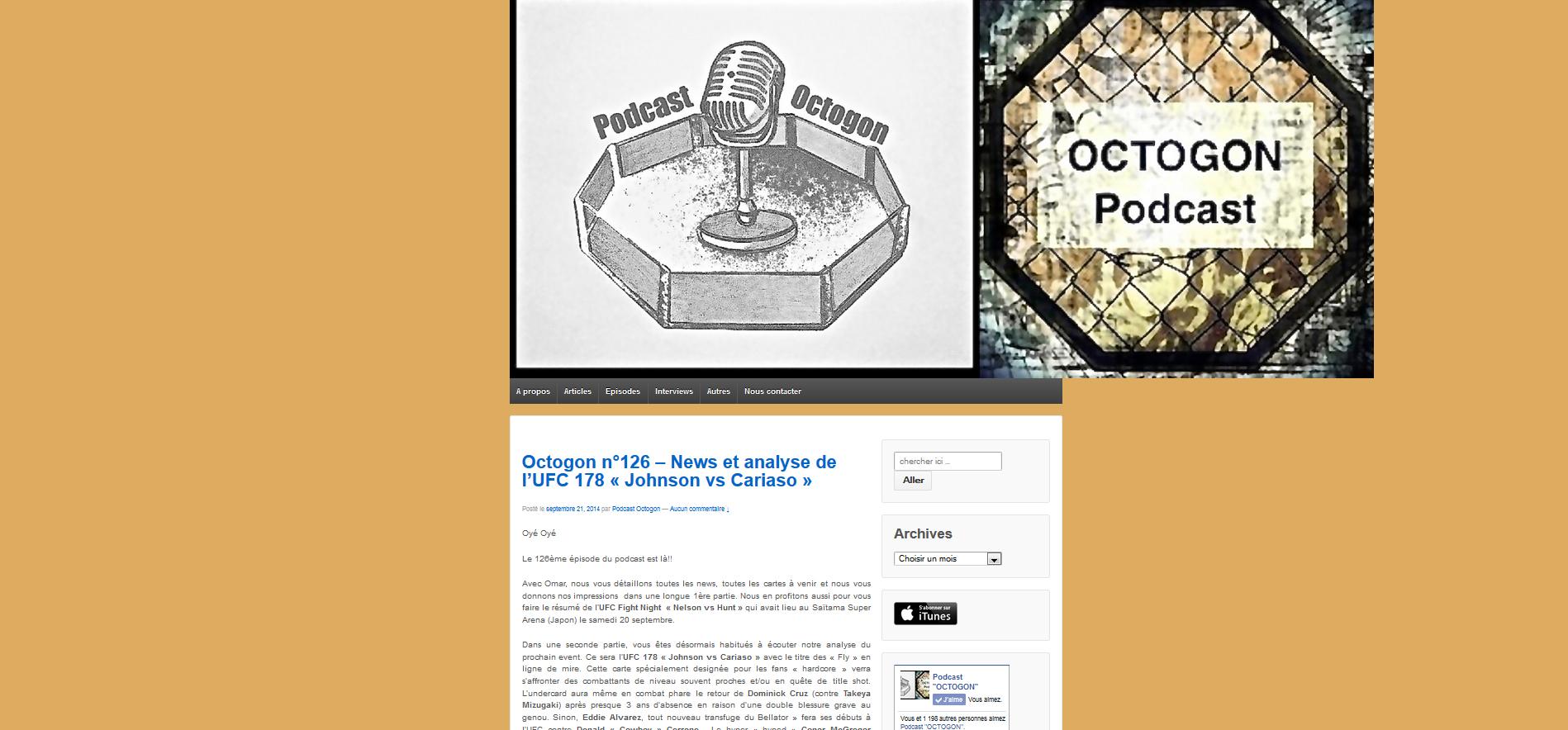 Octogon-podcast