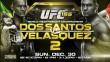 UFC 155 : Musiques d'entrée des combattants