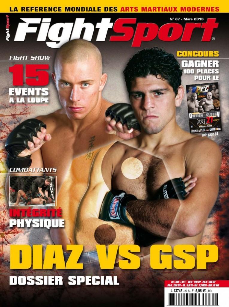 Fight Sport Mars 2013