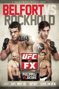 UFC on FX 8 belfort rockhold