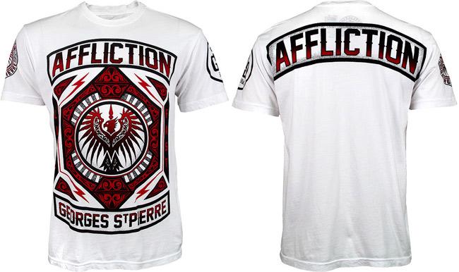 gsp-affliction-ufc-158-shirt-blanc