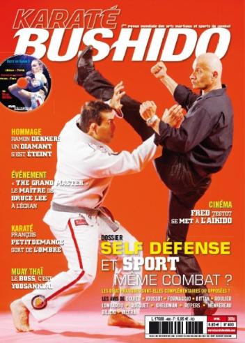 Karate Bushido Avril 2013