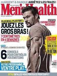 Men's Health Avril 2013