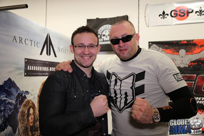 Reportage UFC 158 GSP vs Diaz (samedi) (4)