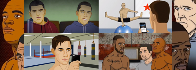 Pics-Ultimate-Fighting-Cartoonship