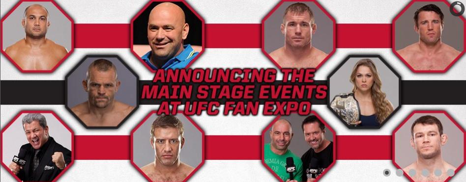 UFC fan expo (2)