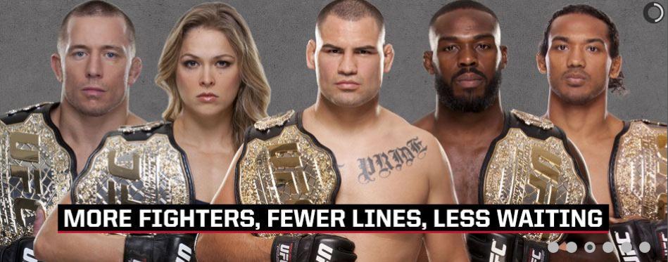UFC fan expo (4)