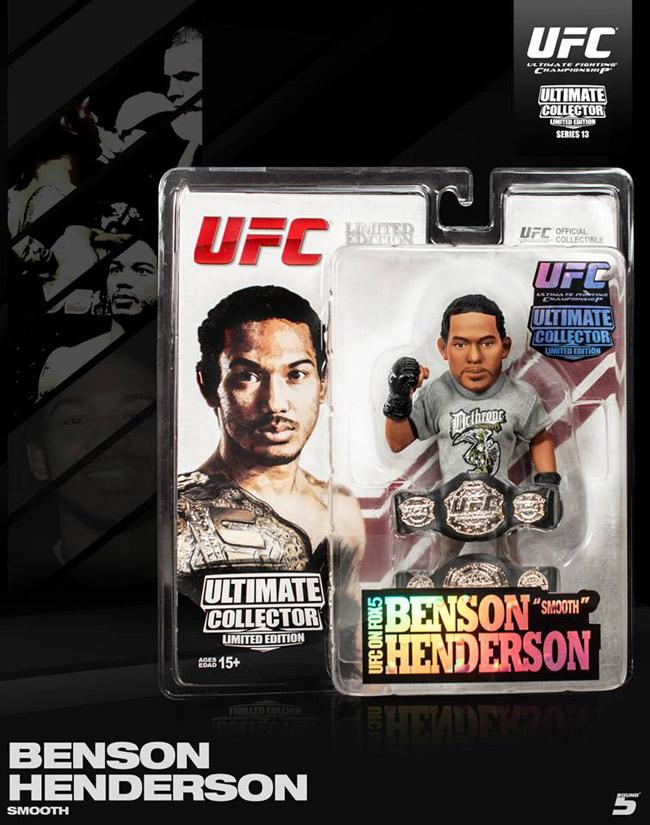 Benson Henderson Round 5
