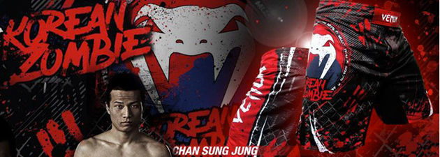 Fightshort-Venum-Korean-Zombie-UFC-163