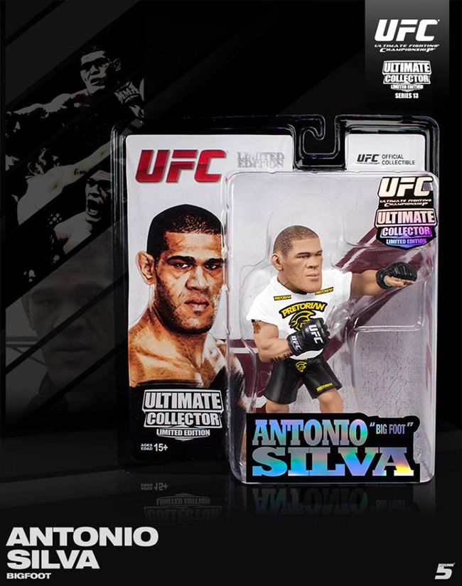 Round 5 Antonio Bigfoot Silva