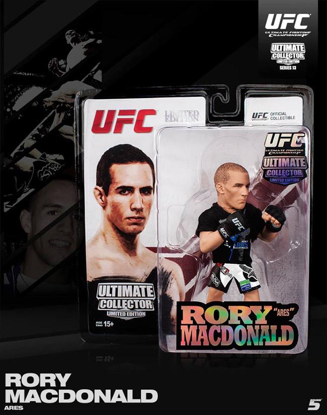 Round 5 Rory MacDonald