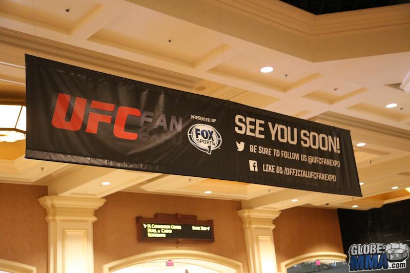 UFC Fan Expo 2013  (1)