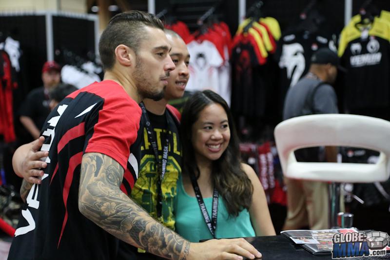 UFC Fan Expo 2013  (12)
