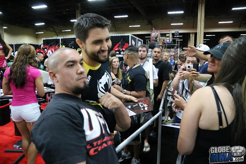 UFC Fan Expo 2013  (29)