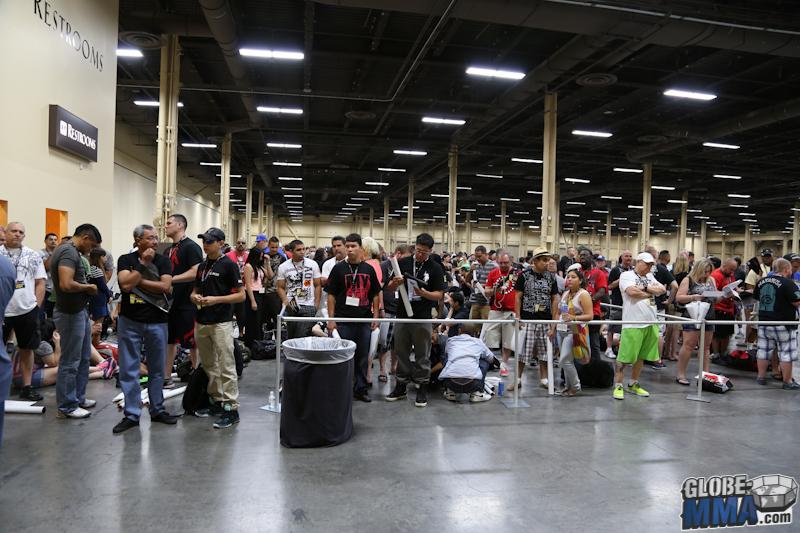 UFC Fan Expo 2013  (3)