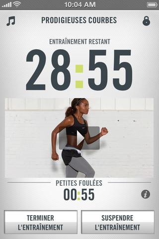 Video Nike Training Club