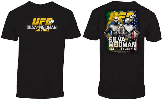 ufc-162-event-shirt