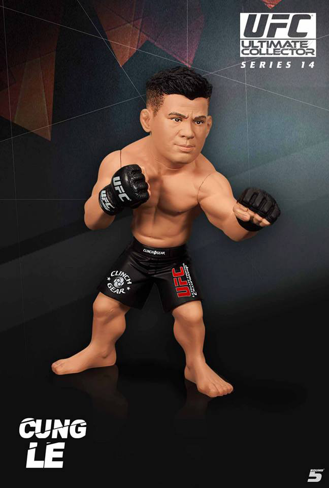 Figurine Round 5 Cung Le