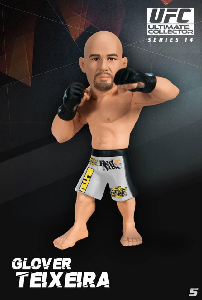 Figurine Round 5 Glover Teixeira