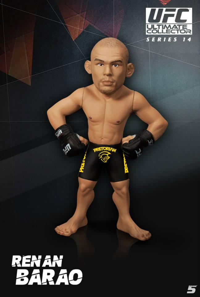 Figurine Round 5 Renan Barao
