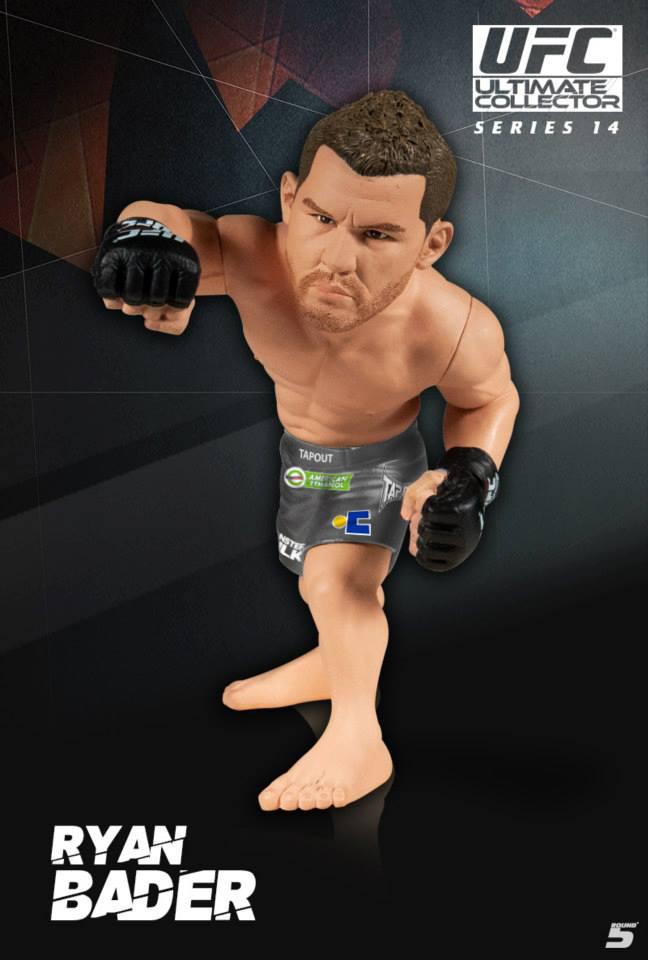 Figurine Round 5 Ryan Bader
