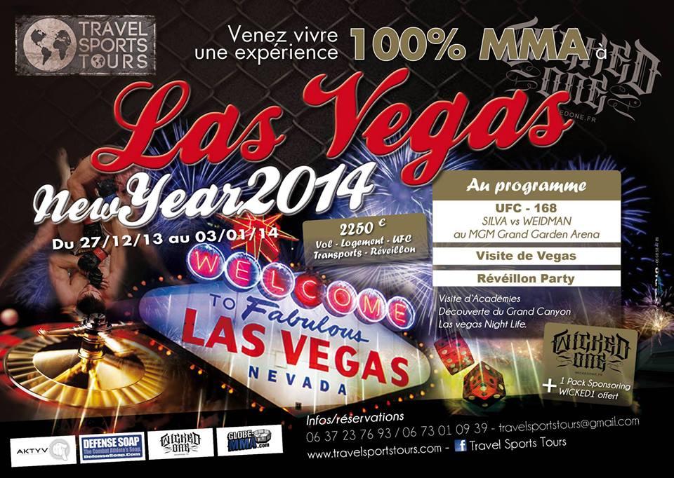 TST Las Vegas Reveillon 2013
