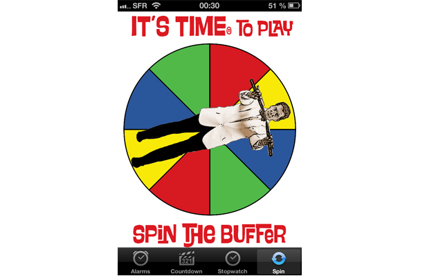 Bruce-Buffer-Its-time-spin-the-buffer