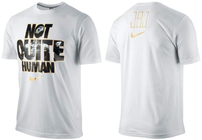 Jones Jones UFC 165 Nike t-shirt white