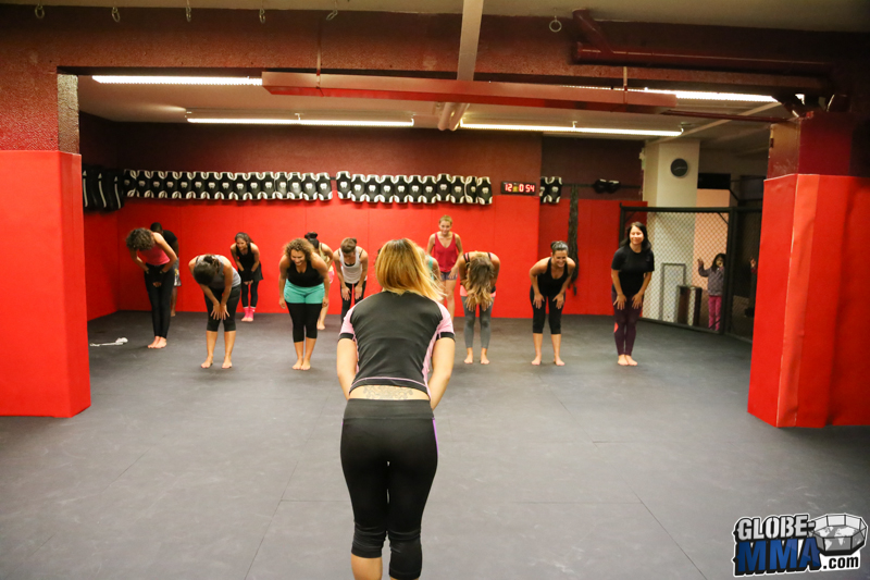 MMA feminin Platinium Tevi Say-93