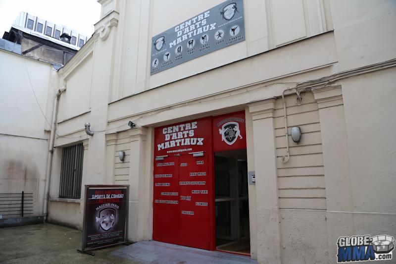 Maccabi Paris (1)