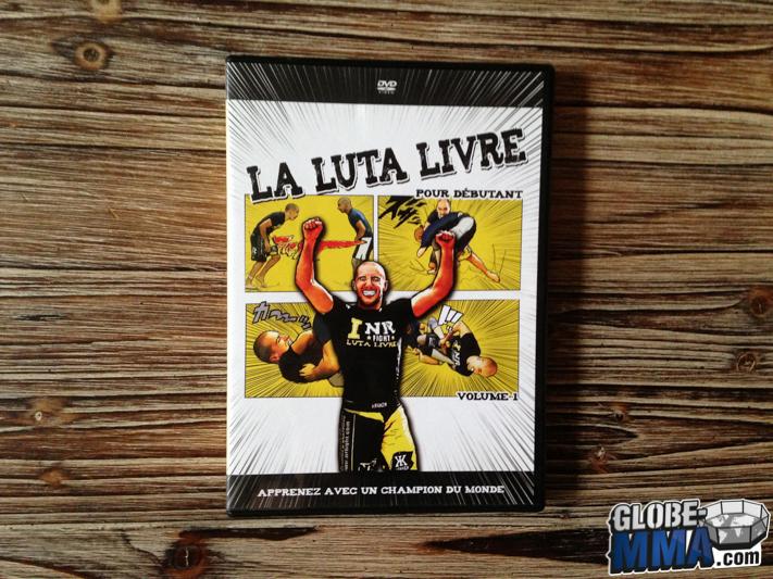 DVD La Luta Livre Vol 1 Nicolas Renier-17