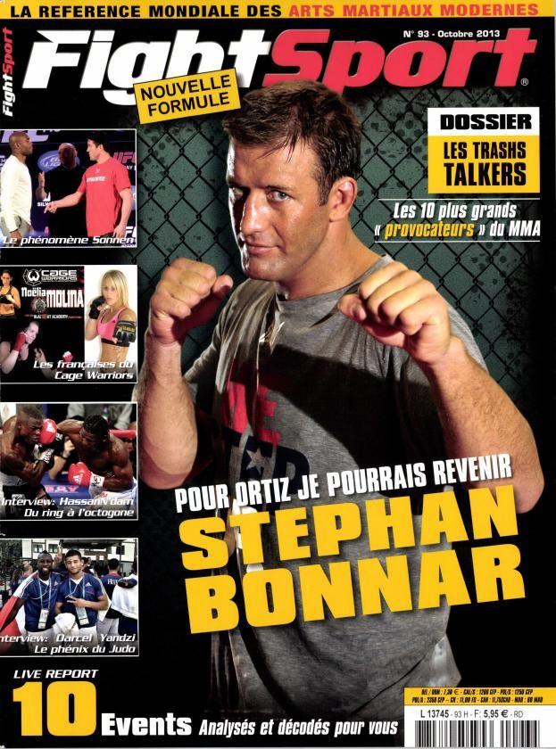 FightSport Octobre 2013