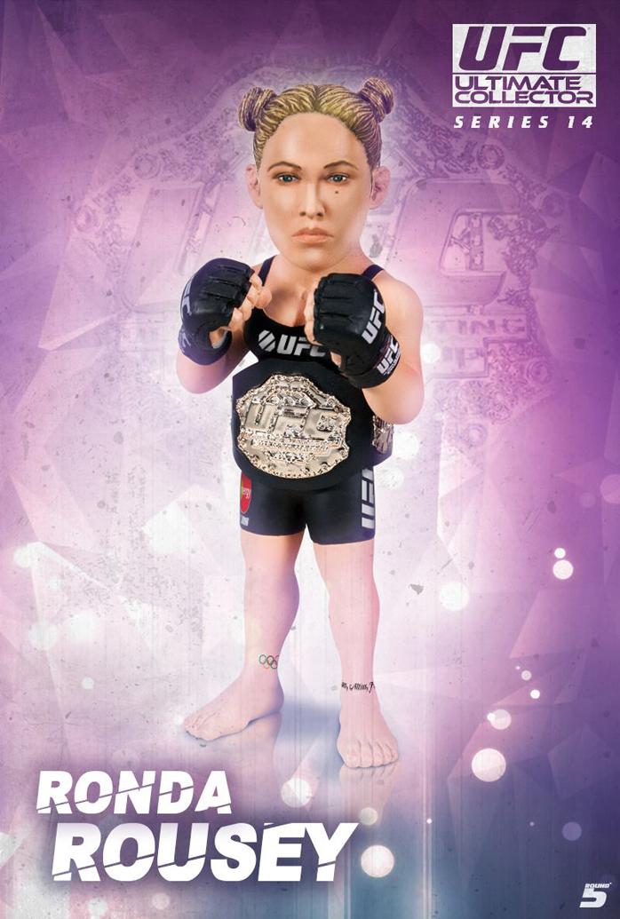 Ronda Rousey Series 14 Round 5