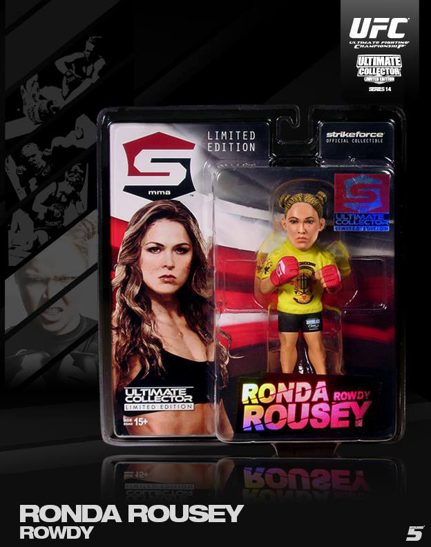 Ronda Rousey Strikeforce Edition Roud 5