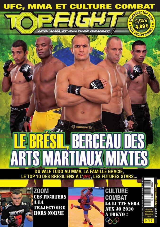Top Fight octobre 2013